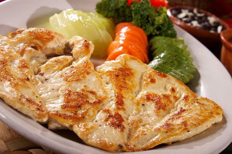 Taqueria restaurante el jarocho a la carta - Platos con pechuga de pollo ...