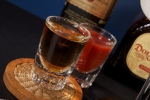 Tequila con sangrita